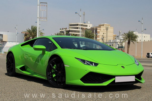 lamborghini hurac n lp 610 4 2015 for sale in jeddah www. Black Bedroom Furniture Sets. Home Design Ideas